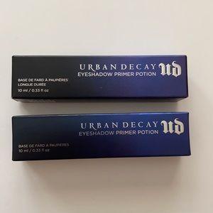 NEW Set of 2 Urban Decay Eyeshadow Primer Potion